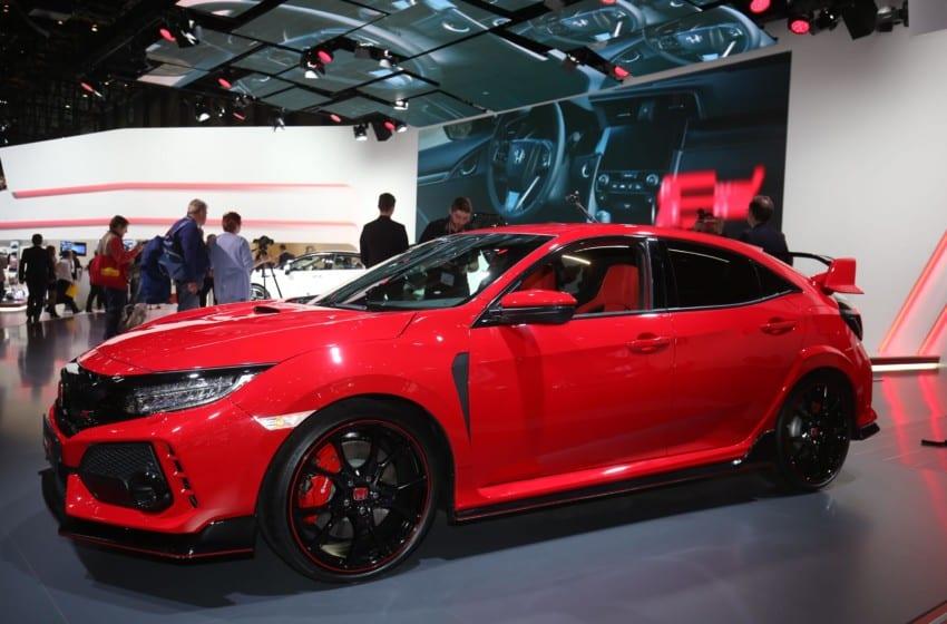 Yeni Honda Civic Type R Cenevre'de tanıtıldı
