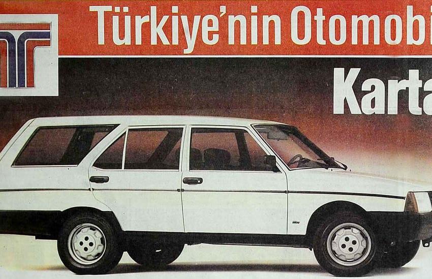Türkiye'nin otomobili!
