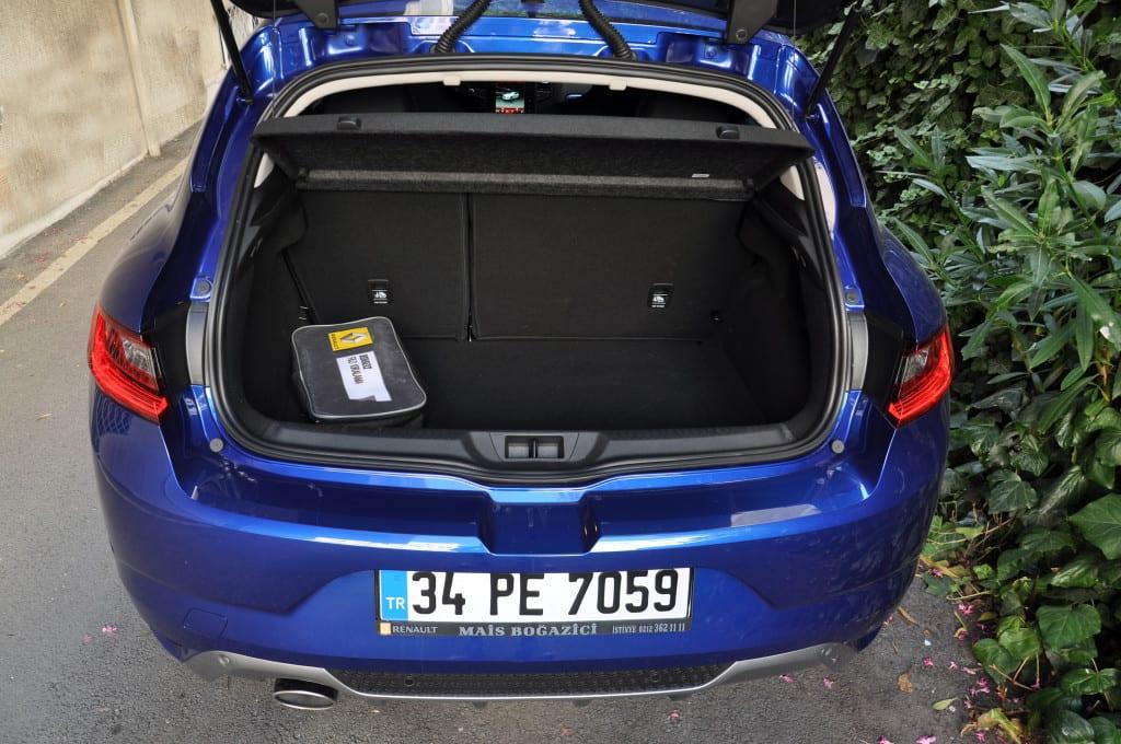 Renault Megane 1.5 dCi EDC GT Line