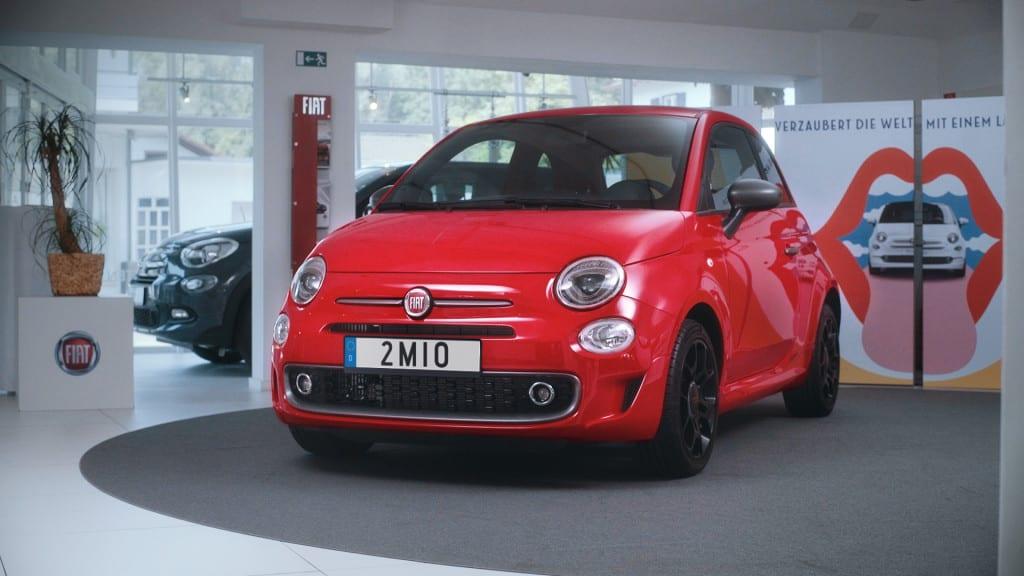 2 Milyonuncu Fiat 500