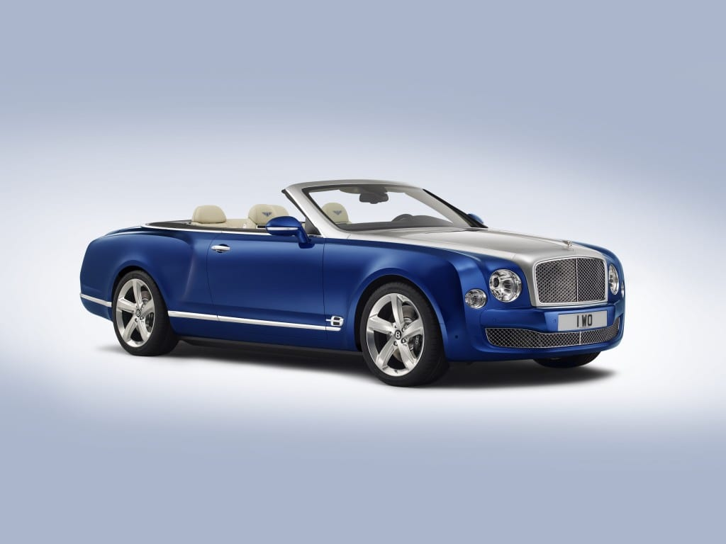 Bentley Grand Convertible www.e-motoring.com