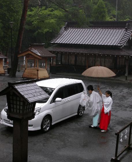 Mobil Japon ahlakı: trafik