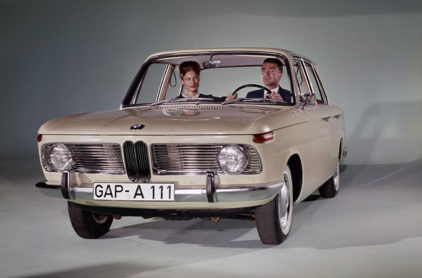 BMW 1800 dersleri