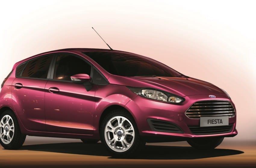 Fiesta'da yeni Trend X donanımı
