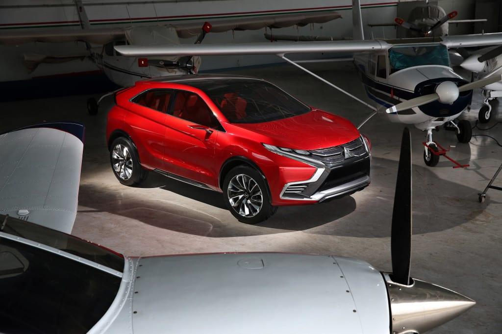 Mitsubishi Concept+XR-PHEV+II