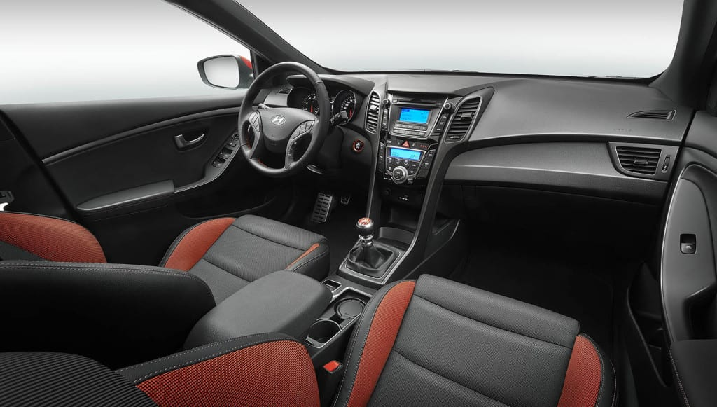 2015 Hyundai i30 Sport Ic Mekan