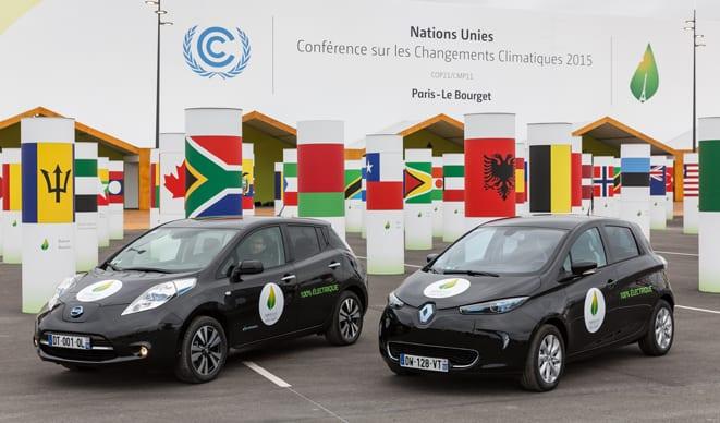 İklim konferansında 175 bin km sıfır salım