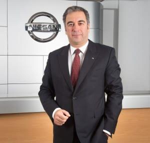 Sinan Özkök-Nissan