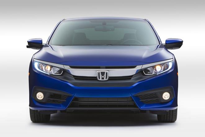 Honda Civic Coupe ortaya çıktı