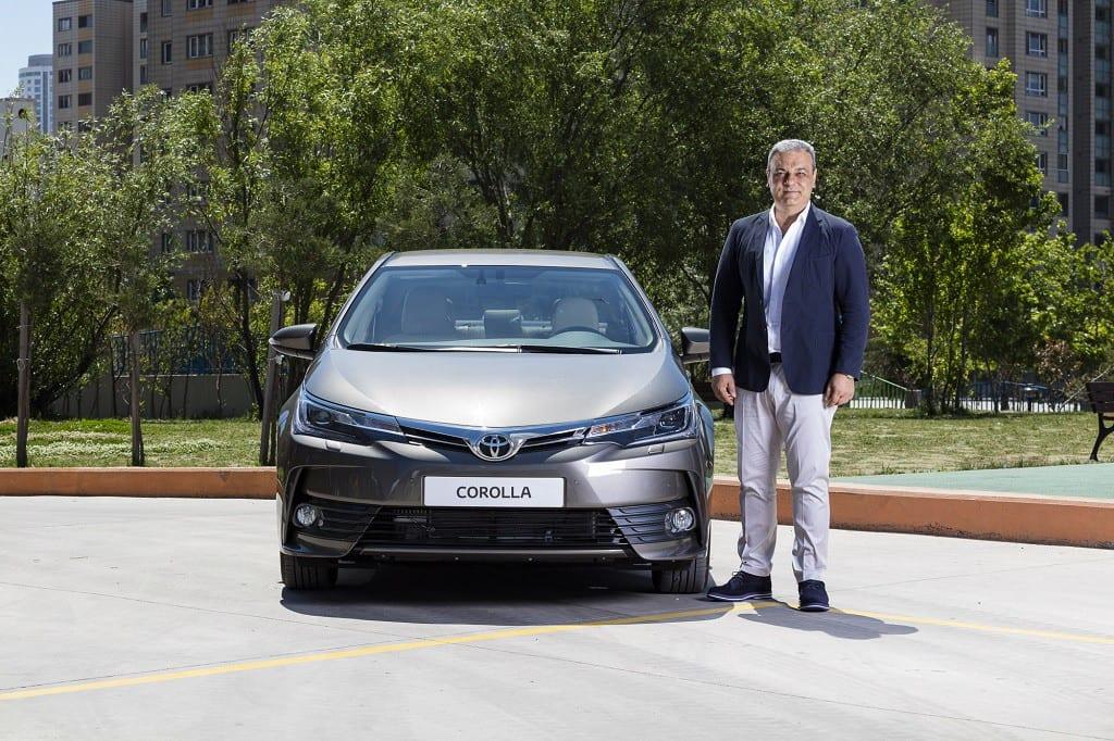 Toyota Türkiye CEO'su Ali Haydar Bozkurt