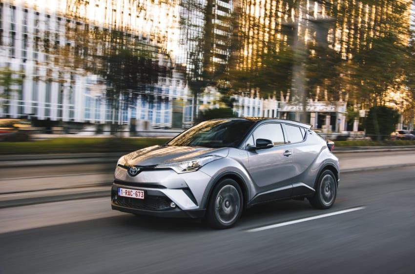Toyota, C-HR Hybrid'den çok şey bekliyor