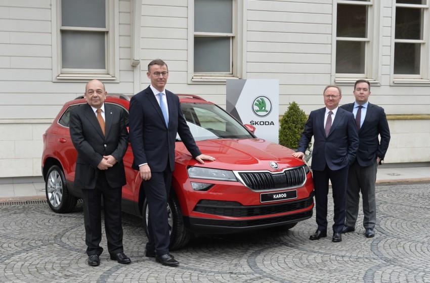 Škoda 35 bin hedefine doğru