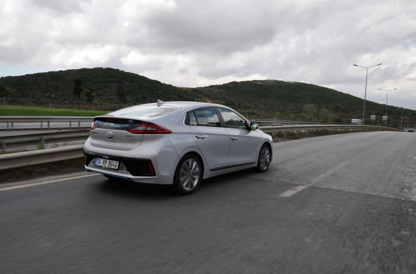 Hyundai Ioniq Hybrid 1.6 GDI DCT