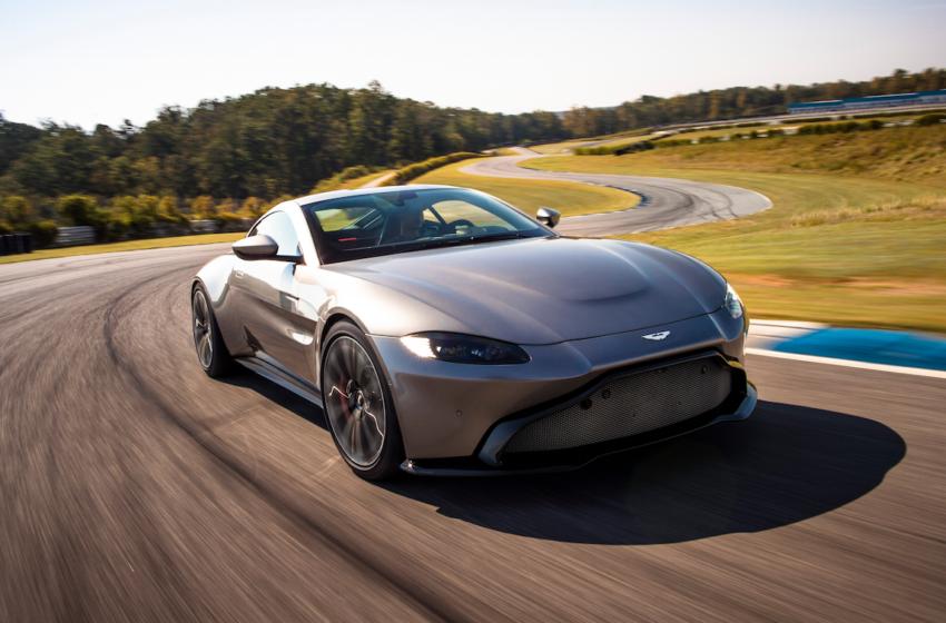 Aston Martin Vantage Mayıs'ta geliyor