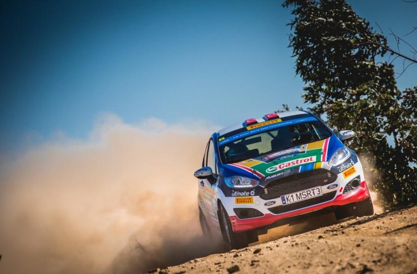 Castrol Ford Team Türkiye, WRC'de dolu dizgin!