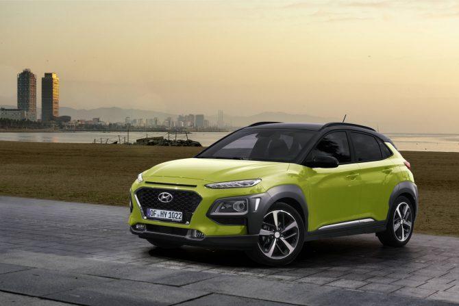 Hyundai Kona satışa sunuldu