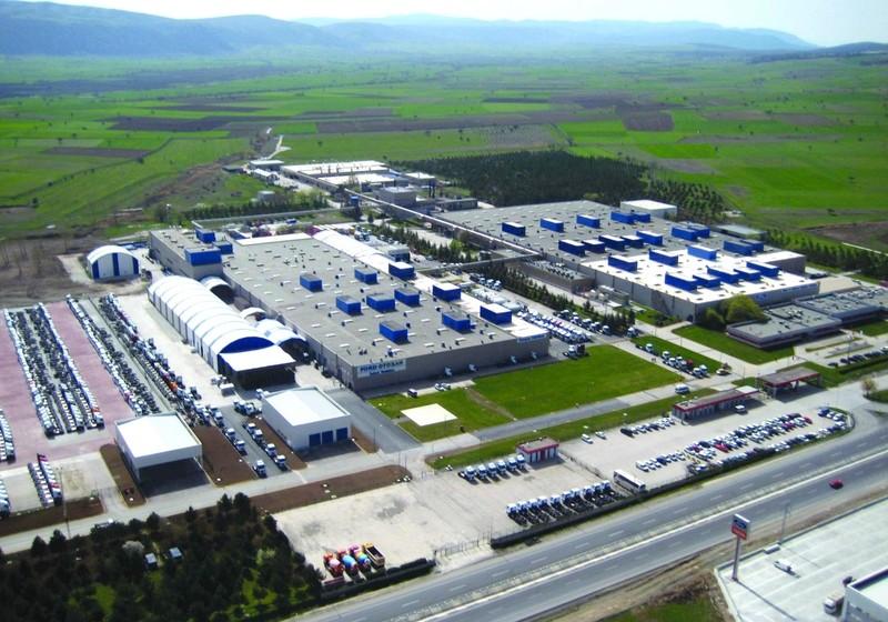 Ford Otosan otomotiv sektörünün en büyük sanayi kuruluşu