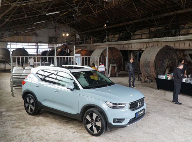 Yılın Otomobili Volvo XC40 Türkiye'de