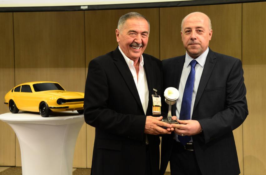 Dr. Ekber Onuk'tan Oyak Renault ziyareti