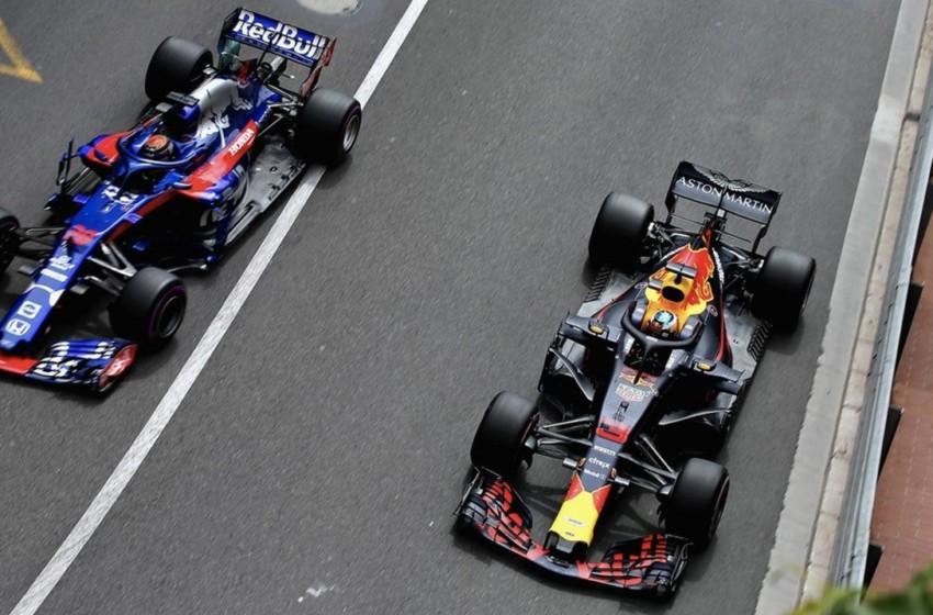 Honda F1 motoruyla Red Bull'a da destek verecek
