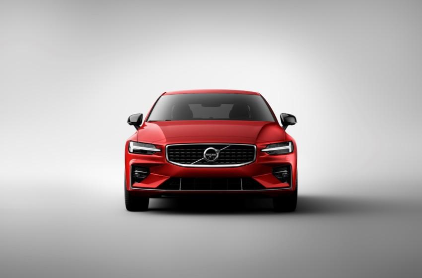ABD'de üretilen ilk Volvo yeni S60 sahneye hazır