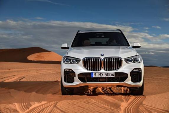 Yeni BMW X5 sahne almaya hazır