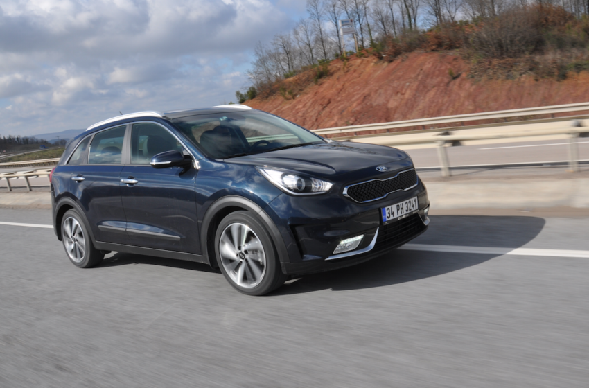 Kia Niro Hybrid Exclusive