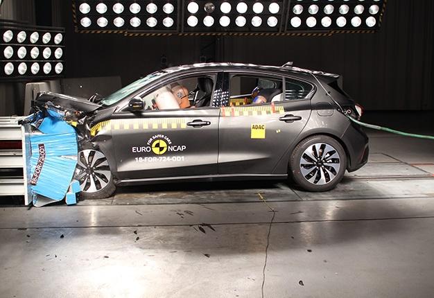 Yeni Focus'a EuroNCAP'ten 5 yıldız