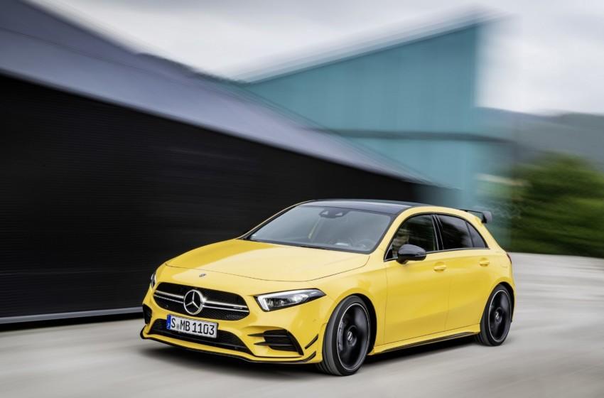 Mercedes-Benz'den Paris çıkartması