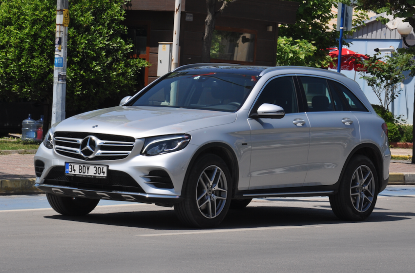 Mercedes-Benz GLC 350e Plug-In Hybrid