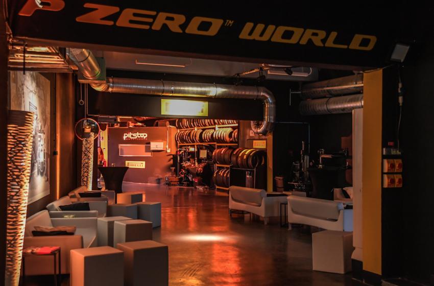 En yeni P Zero World mağazası Monaco'da açıldı