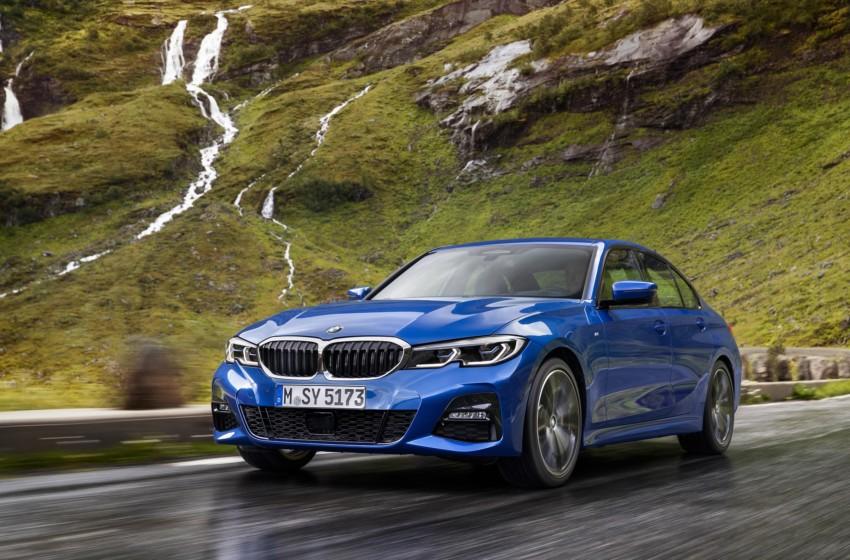 Yeni BMW 3 Serisi tanıtıldı