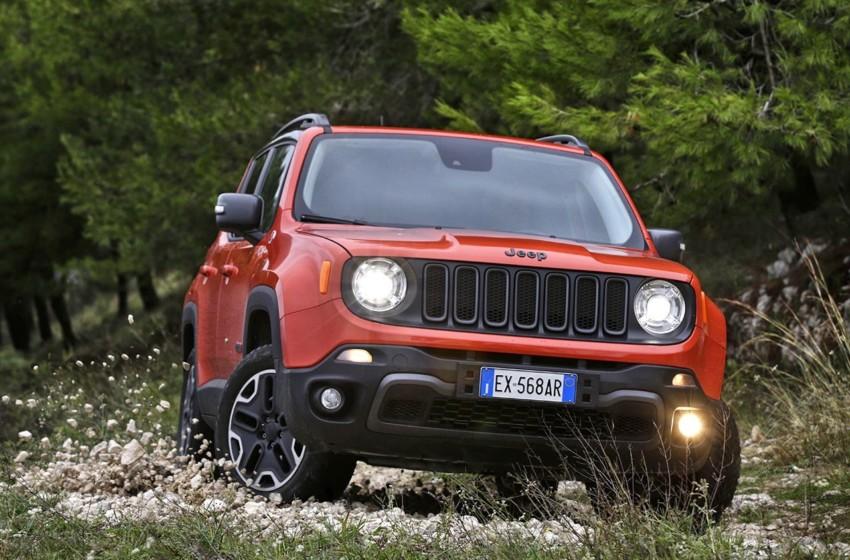 Otomatik vites Jeep'ten hediye