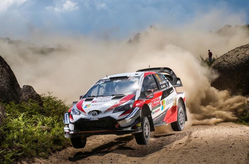 Toyota GAZOO Racing 2019 WRC pilot kadrosunu açıkladı