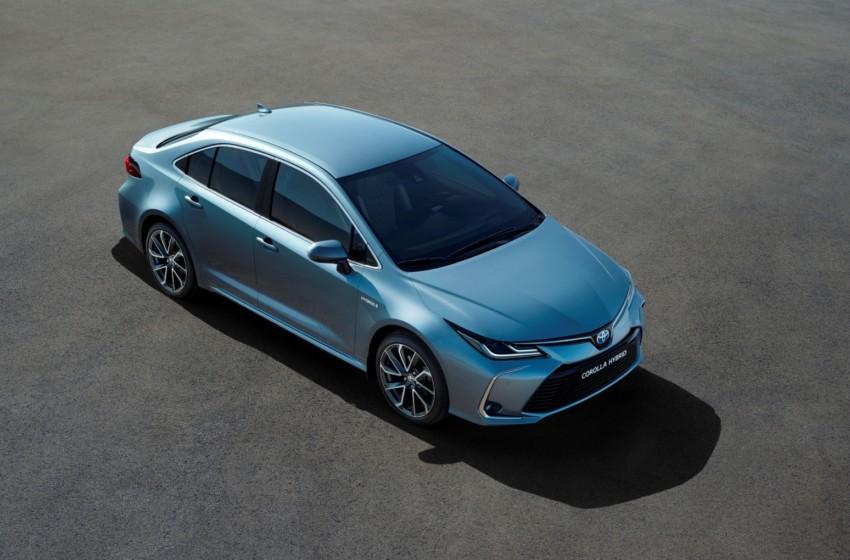 Yeni Corolla üretimi Ocak ayında Sakarya'da başlıyor