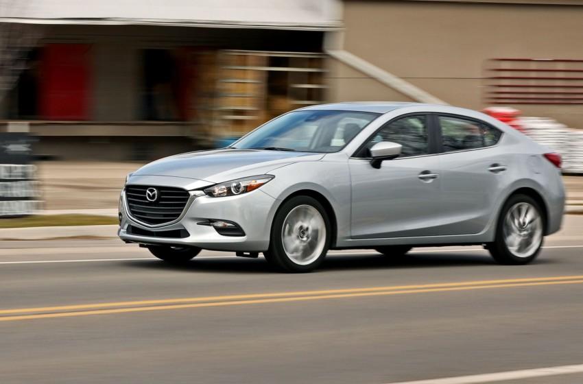 Tamamen yenilenen Mazda3'ün dünya prömiyeri yapıldı