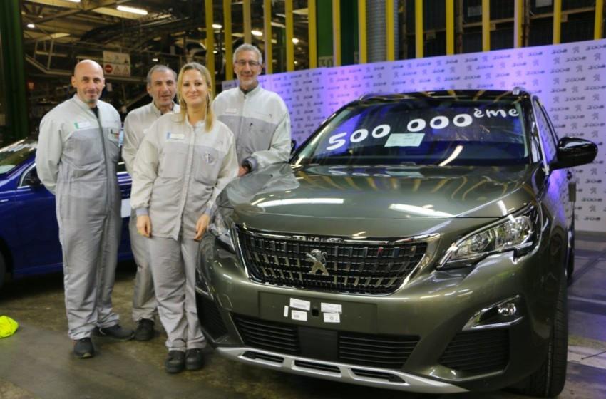 Peugeot'dan değerli rakamlar