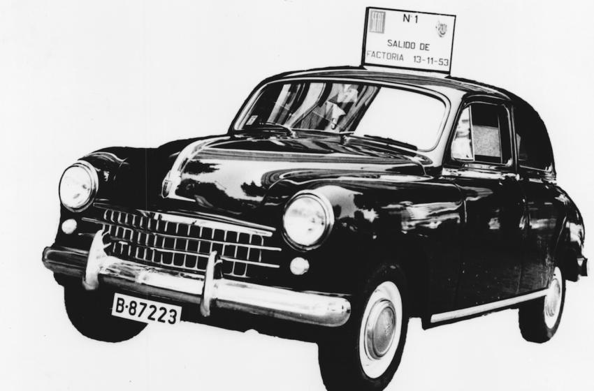 İlk SEAT otomobili 65 yaşında