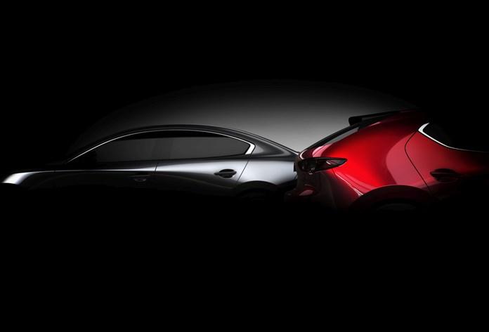 Yeni Mazda3 ay sonunda tanıtılacak