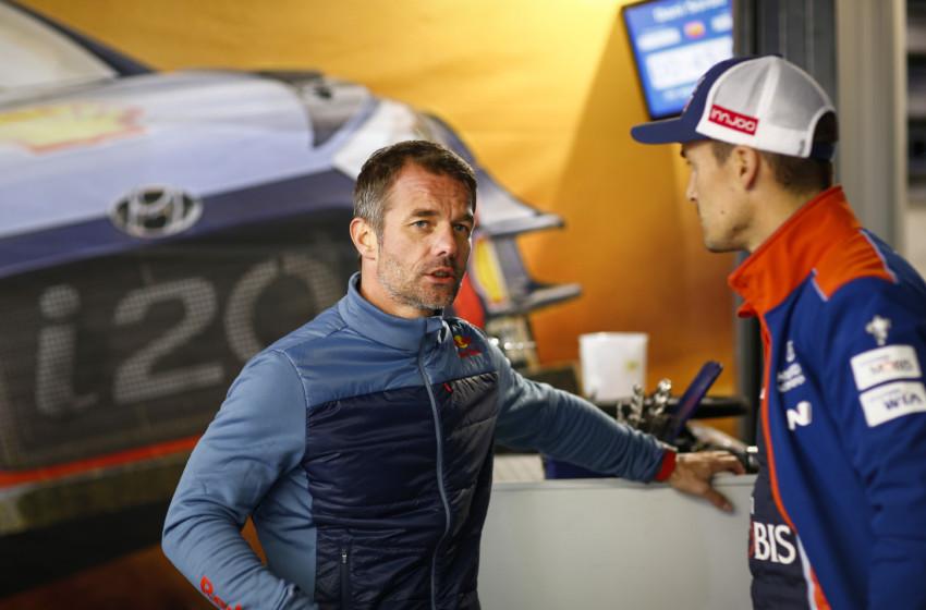 Sebastien Loeb, Hyundai'de