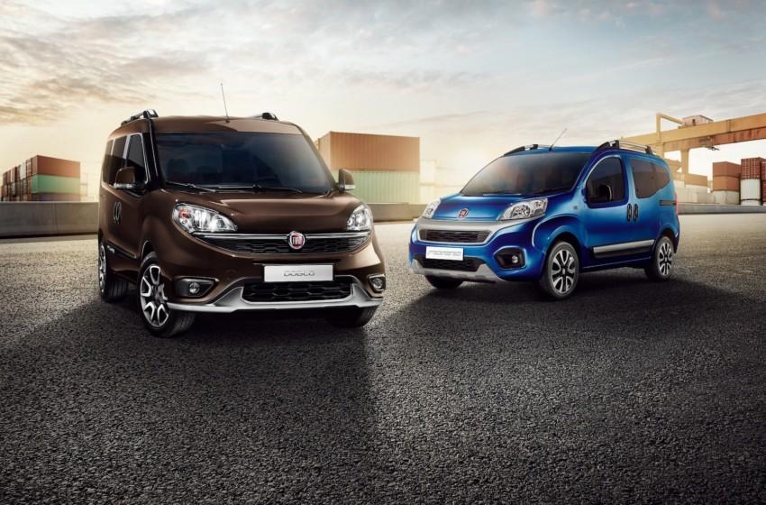 Fiat Doblo ve Fiorino'da 50 bin TL'ye kredi avantajı