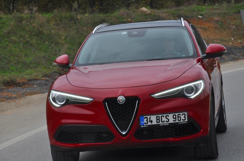 Alfa Romeo Stelvio Q4 2.0 Turbo