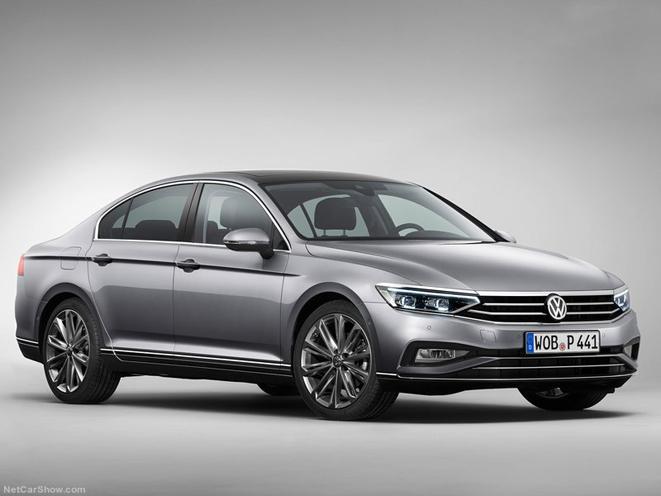 VW Passat'ta teknolojik iyileştirmeler