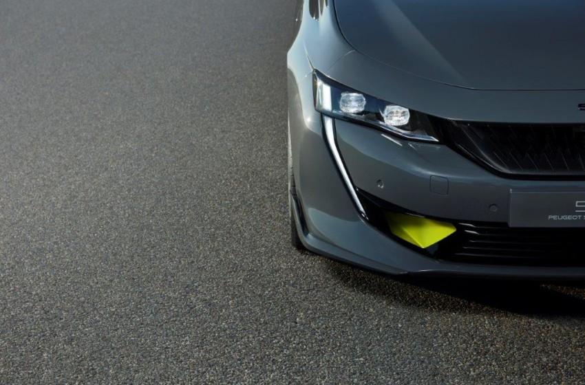 Peugeot Sport Engineered 508 konsept otomobili tanıtılacak