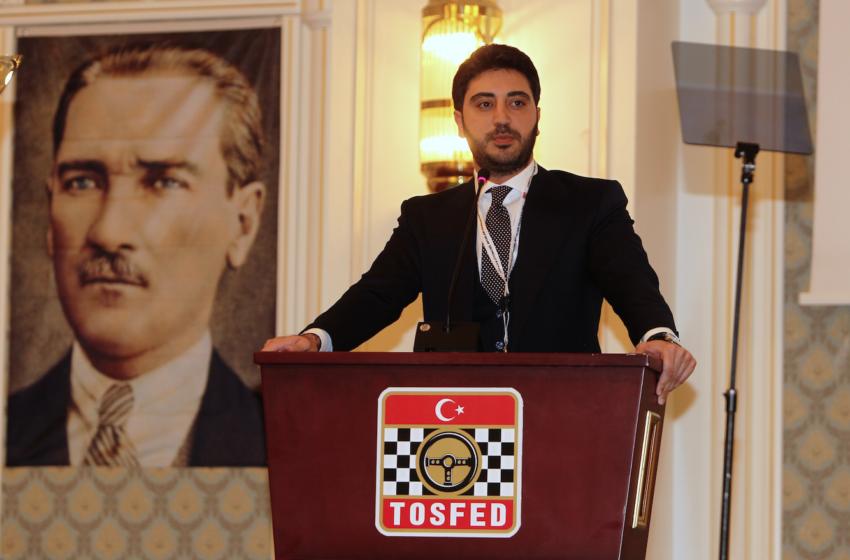 TOSFED'in yeni başkanı Eren Üçlertoprağı