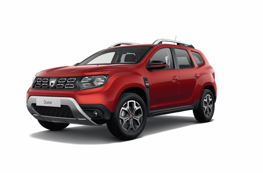 Dacia'dan Cenevre'ye özel seri