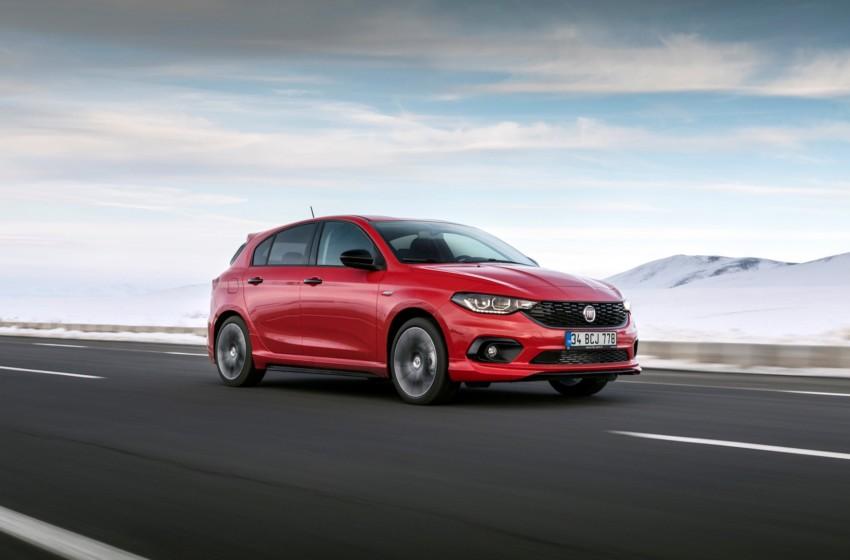 Fiat'tan üç yeni Egea versiyonu