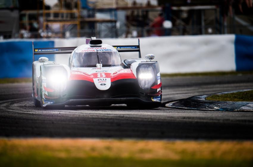 Toyota, 1000 millik Sebring Yarışı'nı kazanarak farkı açtı