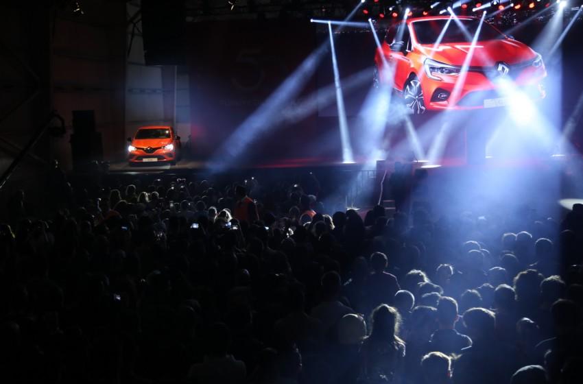 Oyak Renault 50. yılını kutladı