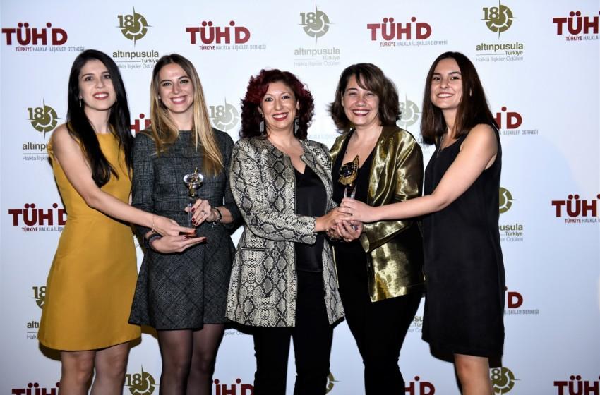 Mercedes-Benz Türk StartUP Projesi'ne Jüri Özel Ödülü